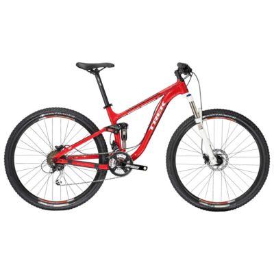 """Велосипед TREK Fuel EX 4 29 (2014) 19.5"""" красный"""