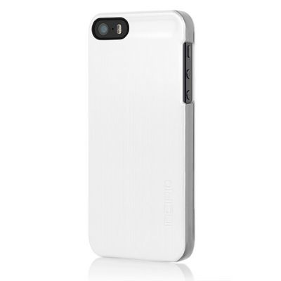 Incipio клип-кейс для iPhone 5/5S Feather Shine Optical White IPH-872