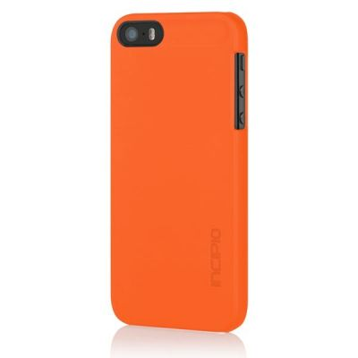 Incipio клип-кейс для iPhone 5 Feather Sunkissed Orange IPH-812
