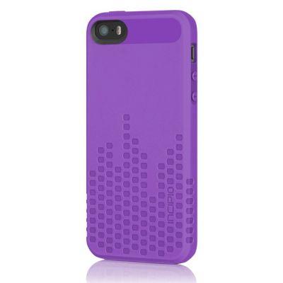 Incipio накладка для iPhone 5 Frequency Royal Purple IPH-802