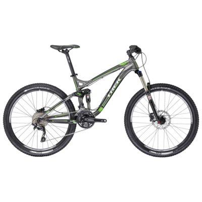 """Велосипед TREK Fuel EX 6 26 (2014) 18.5"""" серый"""