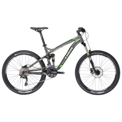 """Велосипед TREK Fuel EX 6 26 (2014) 19.5"""" серый"""