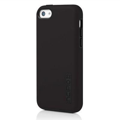 Incipio клип-кейс iPhone 5c DualPro Black/Black IPH-1145-BLK