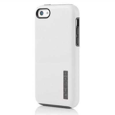 Incipio ����-���� iPhone 5c DualPro White/Gray IPH-1145-WHT