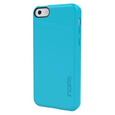Incipio Клип-кейс для iPhone 5c Feather Aqua IPH-1141-AQU