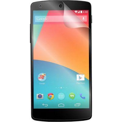 Защитная пленка Zagg для LG Nexus 5 Smudge Proof screen (Прозрачная) GN5SWS-F00