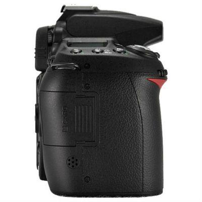 Зеркальный фотоаппарат Nikon D90 Kit 18-55 II [VBA230KR12]