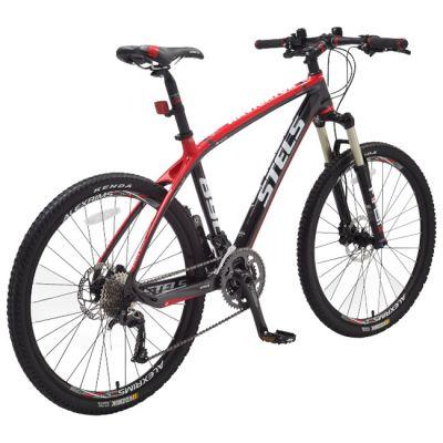 """Велосипед Stels Navigator 890 Disc Carbon (2014) 18"""" красный"""