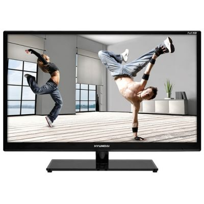 Телевизор Hyundai H-LED24V21T2 Black