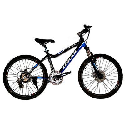 Велосипед Lorak Dynamic 26 черно - синий