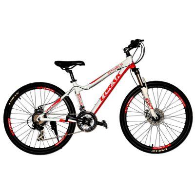 Велосипед Lorak Dynamic 26 бело - красный