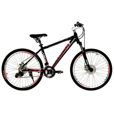 """Велосипед Lorak 4.0 17"""" черно - красный"""