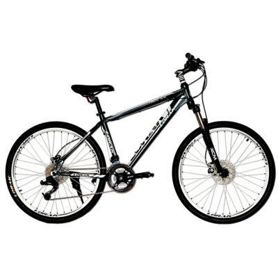 "Велосипед Lorak 5.0 17"" серый"
