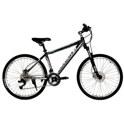 "Велосипед Lorak 5.0 21"" серый"