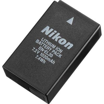 ����������� Nikon EN-EL20 1020m�h 7.2V Li-Ion Nikon 1 J1 VFB11201