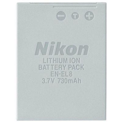 ����������� Nikon EN-EL8 730mAh 3.7V Li-Ion VAW18201