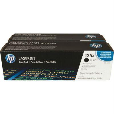 Картридж HP 125A Black/Черный (CB540AD)