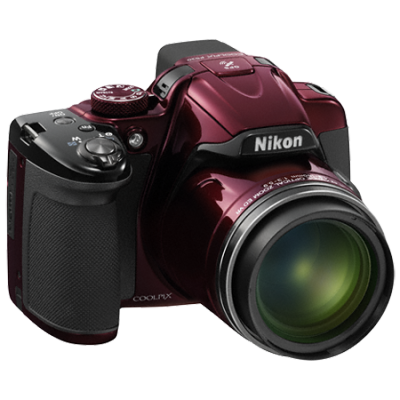 ���������� ����������� Nikon Coolpix P520/Red [VNA252E1]