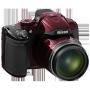 Компактный фотоаппарат Nikon Coolpix P520/Red [VNA252E1]