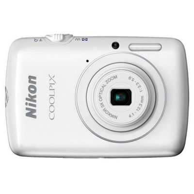 ���������� ����������� Nikon Coolpix S01/White