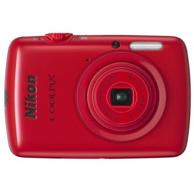 ���������� ����������� Nikon Coolpix S01/Red