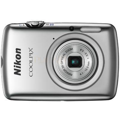 ���������� ����������� Nikon Coolpix S01/Silver