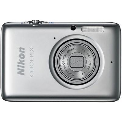 ���������� ����������� Nikon Coolpix S02/Silver