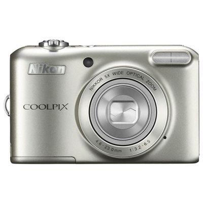 ���������� ����������� Nikon Coolpix L28/Silver [VNA350E1]