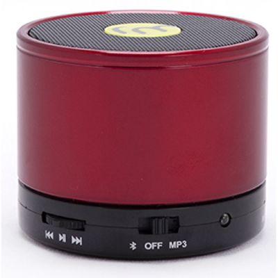 Спикер Ross&Moor Bluetooth red SoundX