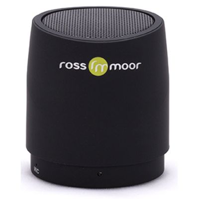 Спикер Ross&Moor Bluetooth Black MicroBoom