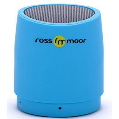 ������ Ross&Moor Bluetooth Blue MicroBoom