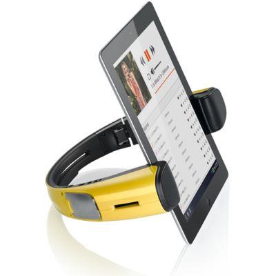 Спикер Ross&Moor Bluetooth Yellow IStage