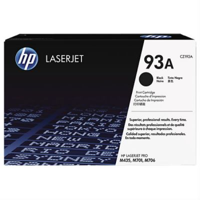 Картридж HP 93A Black/Черный (CZ192A)