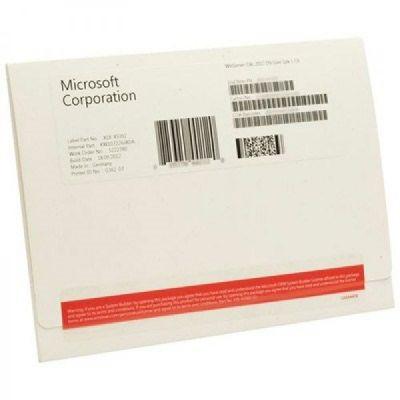 ����������� ����������� Microsoft Windows Server CAL 2012 Russian 1pk DSP OEI 1 Clt User CAL R18-03746