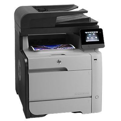 МФУ HP Color LaserJet Pro MFP M476nw CF385A