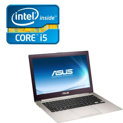 Ультрабук ASUS UX32VD Zenbook Silver 90NPOC112W11225813AY