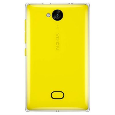 Смартфон Nokia Asha 503 Dual SIM (Yellow) A00016298