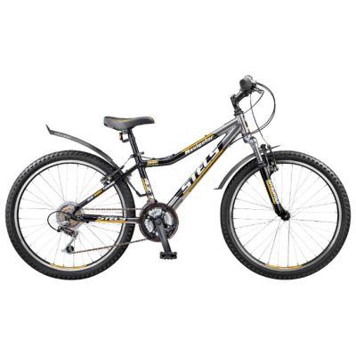 """Велосипед Stels Navigator 420 (2014) 13"""" черный"""