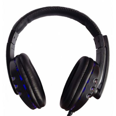 Наушники с микрофоном CBR CHP 737U Black
