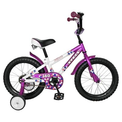 Велосипед Stels Pilot 160 16 (2014) розовый
