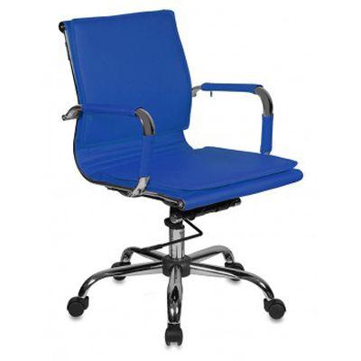 Офисное кресло Бюрократ офисное Blue CH-993-LOW/BLUE