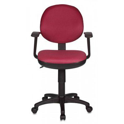 Офисное кресло Бюрократ CH-356AXSN бордовый