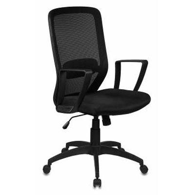 Офисное кресло Бюрократ офисное Black CH-899/TW-11
