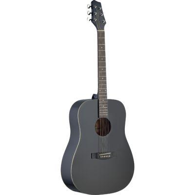 Акустическая гитара Stagg SA30D-BK