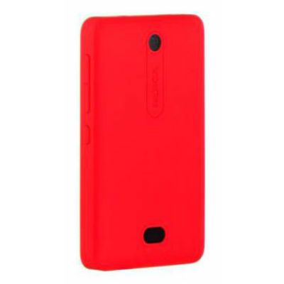 Чехол Nokia для Asha 501 (красный) 02742G2