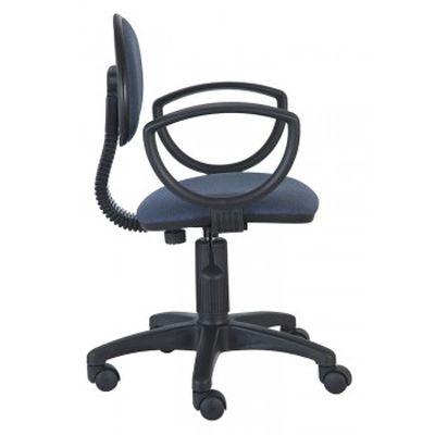 Офисное кресло Бюрократ CH-213AXN сине-серый (79165) CH-213AXN/BL&GREY