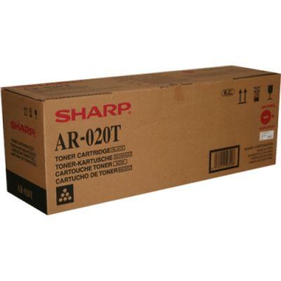 Тонер Sharp AR-020T Black/Черный AR 020T (AR020T)