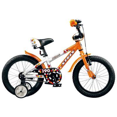 Велосипед Stels Pilot 190 16 (2014) оранжевый