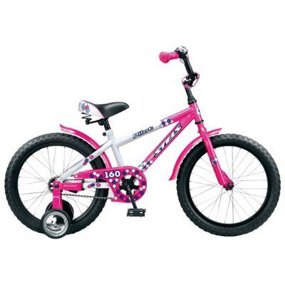 Велосипед Stels Pilot 160 18 (2014) розовый