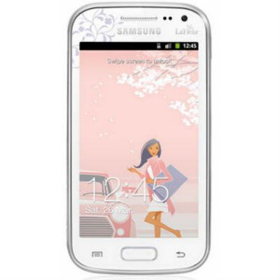 �������� Samsung Galaxy Ace 2 LaFleur GT-I8160 White GT-I8160ZWZSER